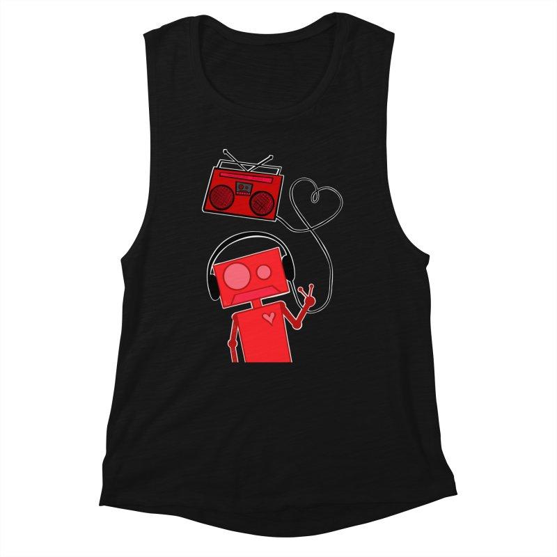 Love Songs Women's Tank by That5280Lady's Shop