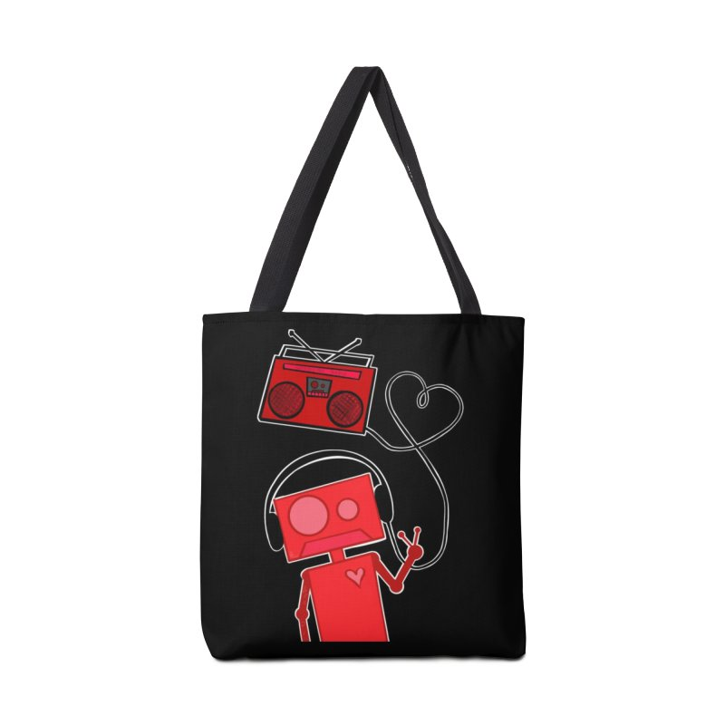 Love Songs Accessories Bag by That5280Lady's Shop