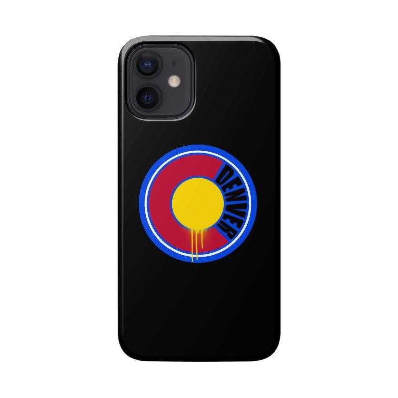 That Denver Colorado Drip Accessories Phone Case by That5280Lady's Shop