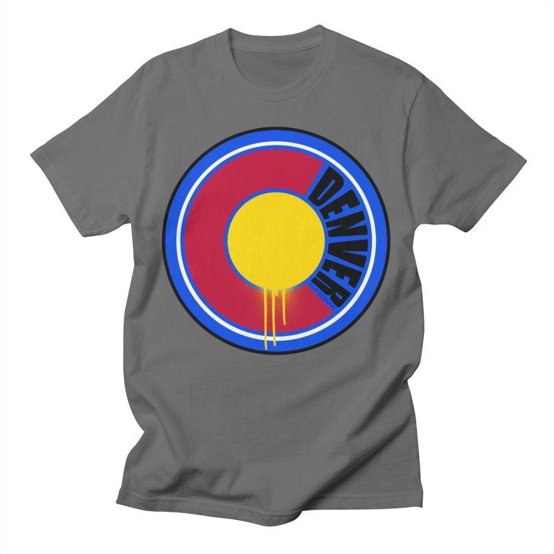 That Denver Colorado Drip Men's T-Shirt by That5280Lady's Shop