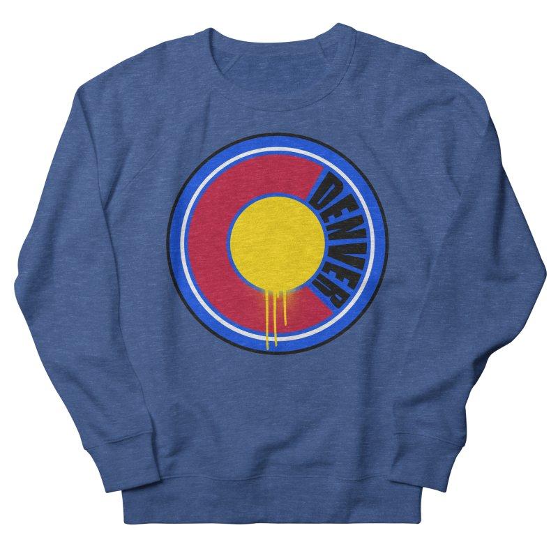 That Denver Colorado Drip Men's Sweatshirt by That5280Lady's Shop