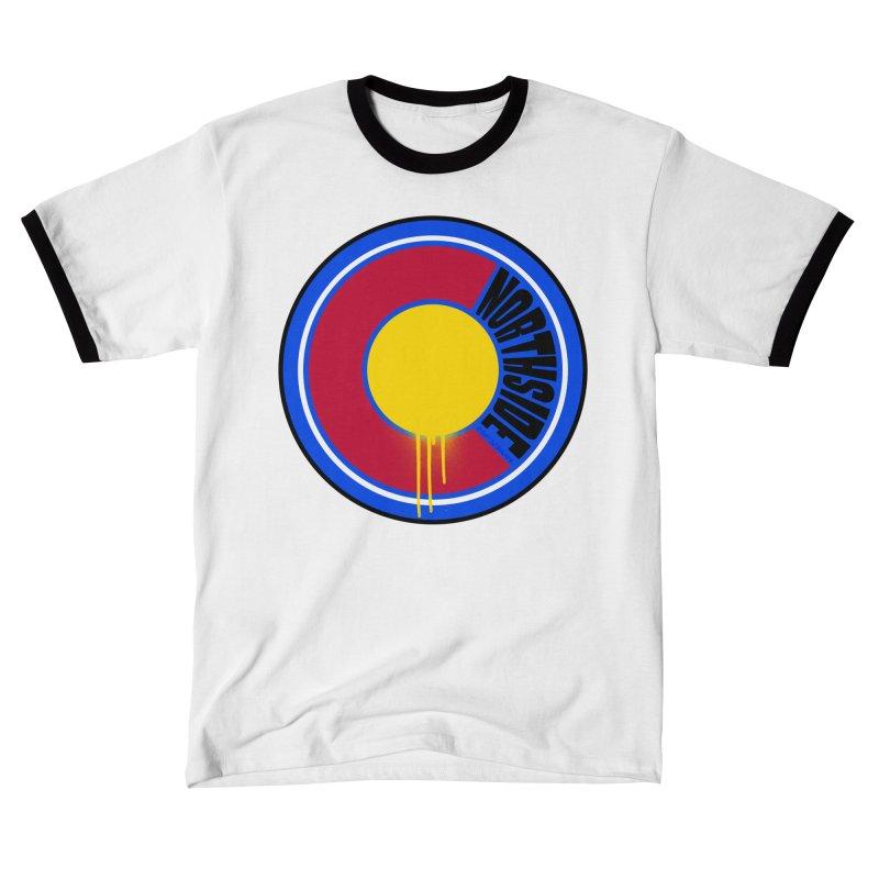 That Northside Colorado Drip Men's T-Shirt by That5280Lady's Shop