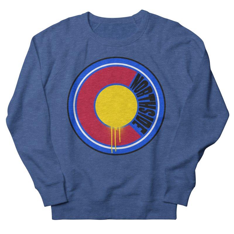 That Northside Colorado Drip Men's Sweatshirt by That5280Lady's Shop
