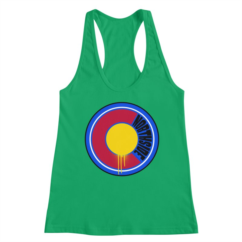 That Northside Colorado Drip Women's Tank by That5280Lady's Shop