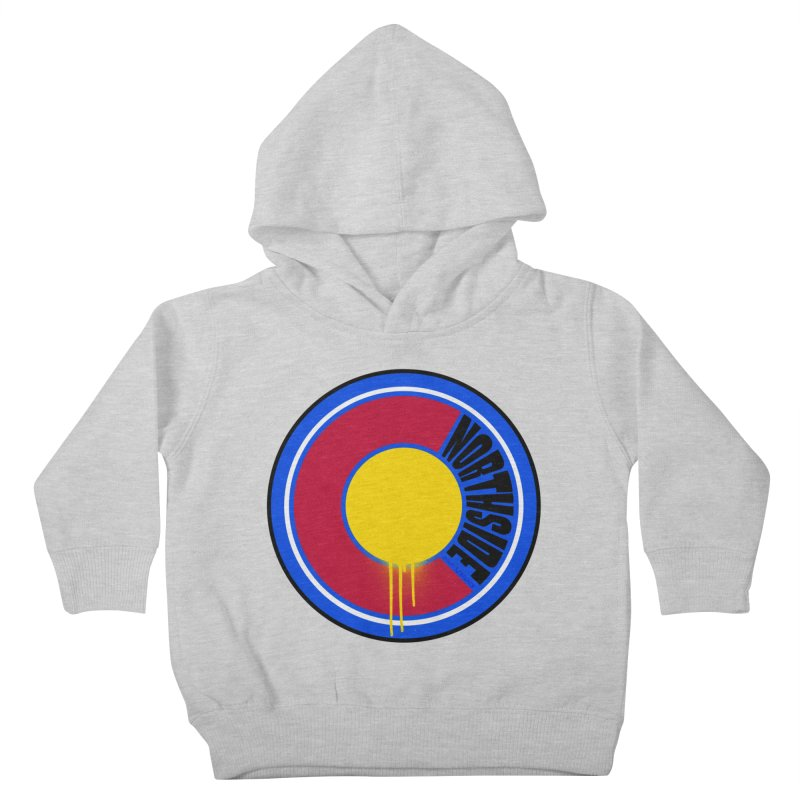 That Northside Colorado Drip Kids Toddler Pullover Hoody by That5280Lady's Shop