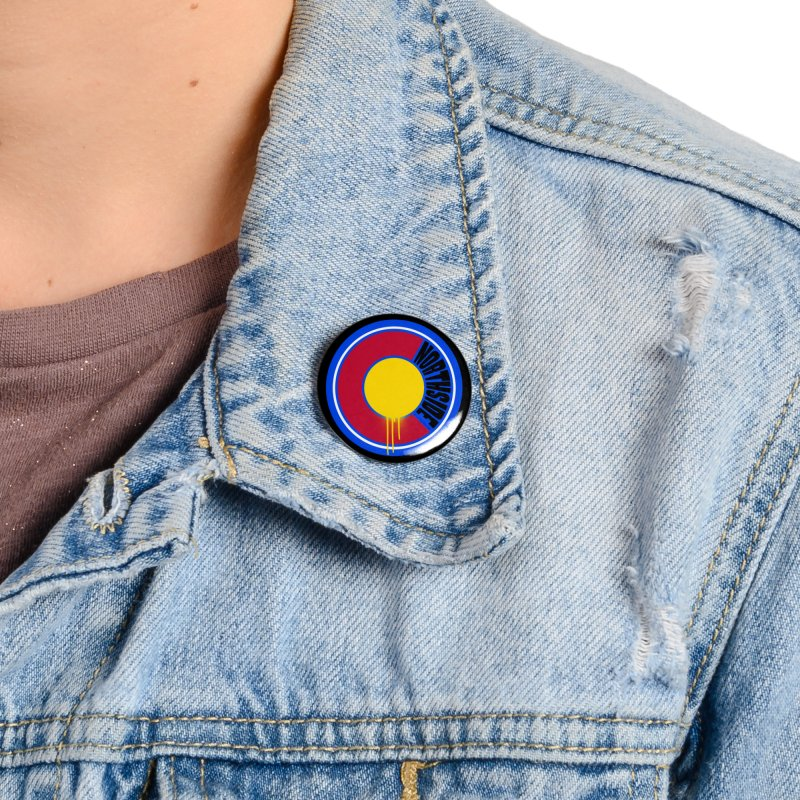 That Northside Colorado Drip Accessories Button by That5280Lady's Shop