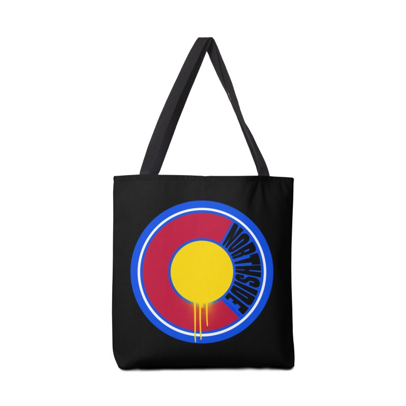 That Northside Colorado Drip Accessories Bag by That5280Lady's Shop