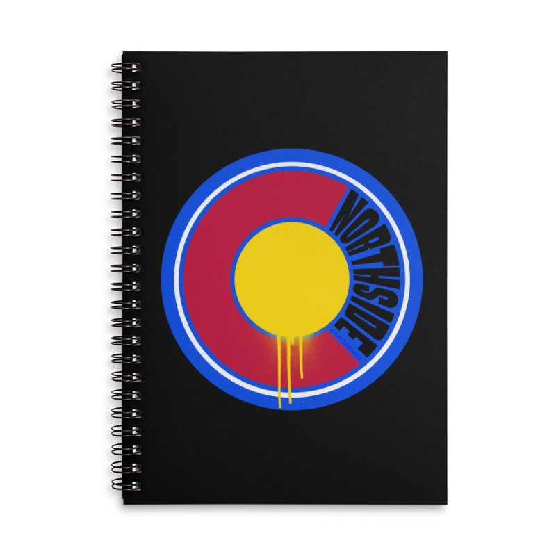 That Northside Colorado Drip Accessories Notebook by That5280Lady's Shop