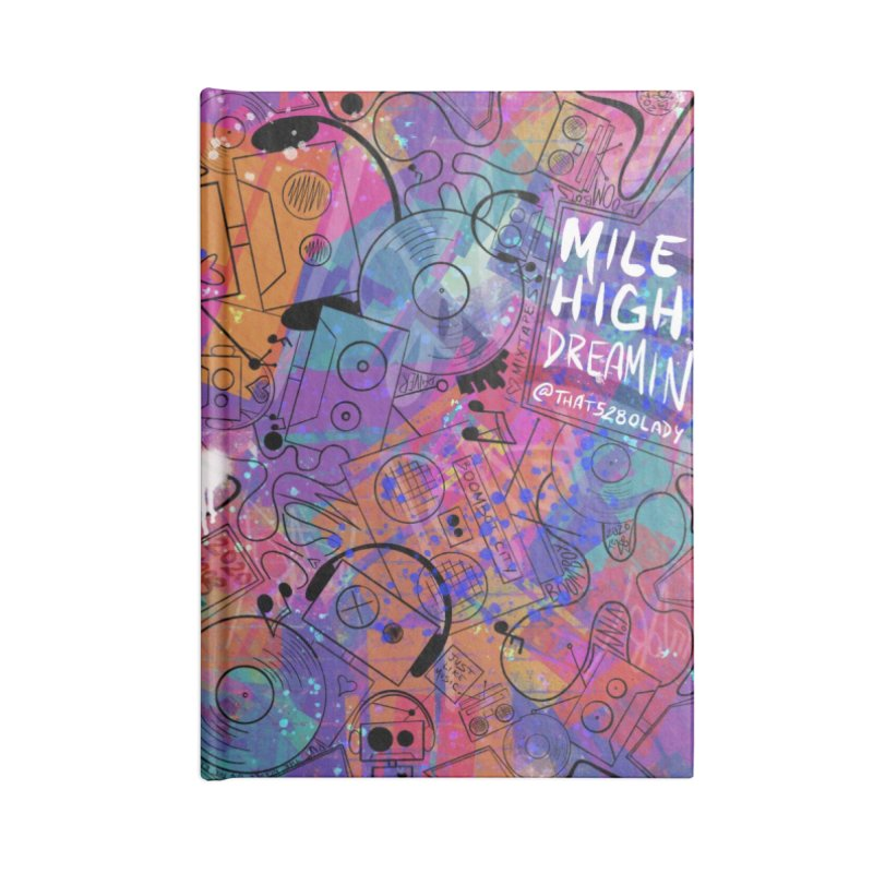 Mile High Dreamin Accessories Notebook by That5280Lady's Shop