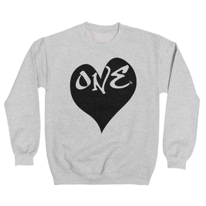One Love - OG Black Heart Women's Sweatshirt by That5280Lady's Shop