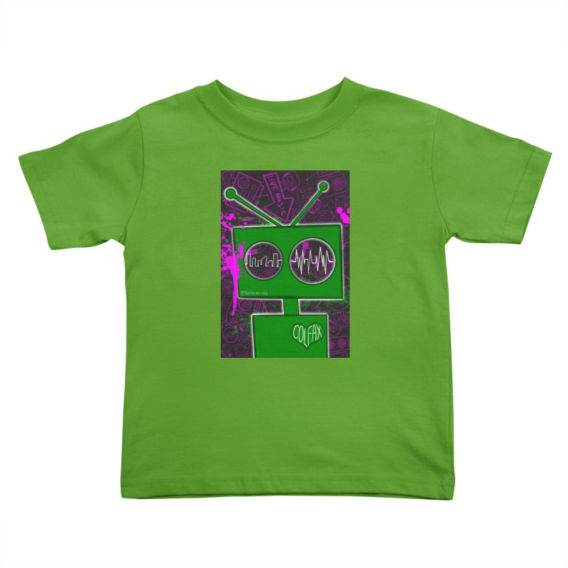 Love For Colfax Kids Toddler T-Shirt by That5280Lady's Shop