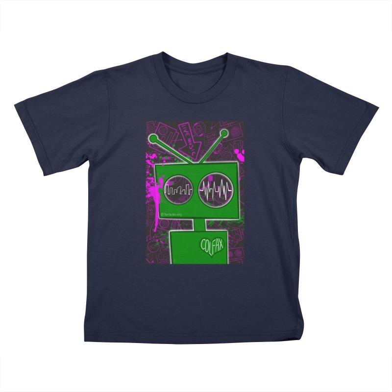Love For Colfax Kids T-Shirt by That5280Lady's Shop