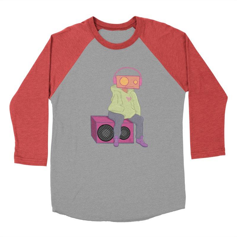 Thinking Bot Men's Longsleeve T-Shirt by That5280Lady's Shop