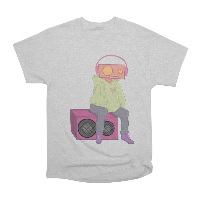 Thinking Bot Men's T-Shirt by That5280Lady's Shop