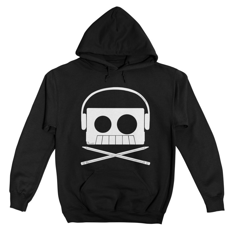 X Marks The Beats Men's Pullover Hoody by That5280Lady's Shop