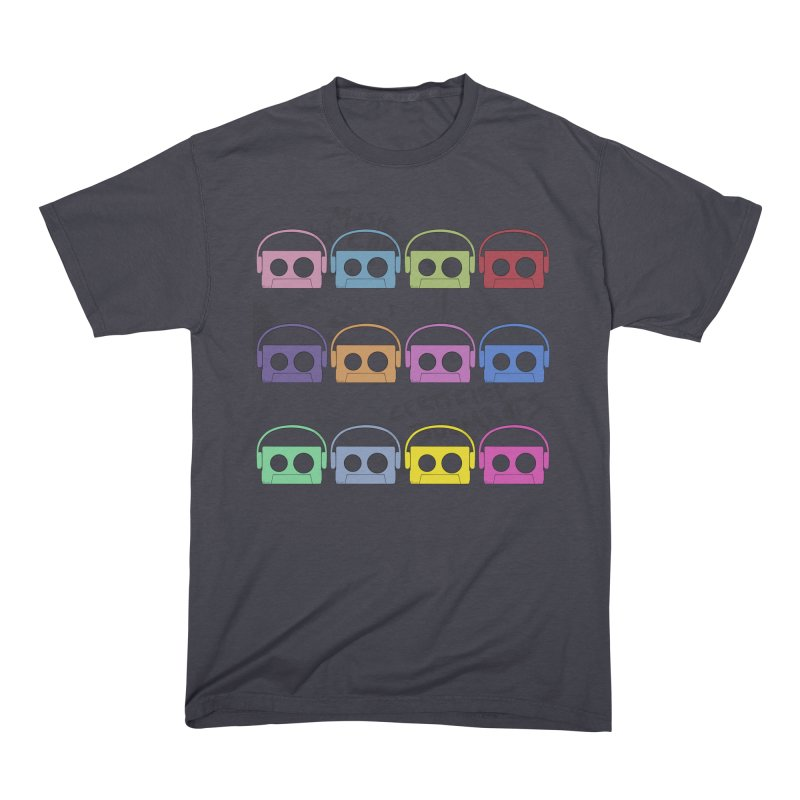 Certified Music Lover Men's T-Shirt by That5280Lady's Shop