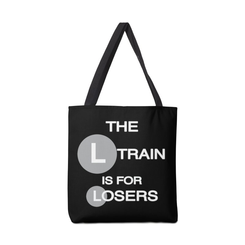 L Train Accessories Bag by Shirts That Never Happened