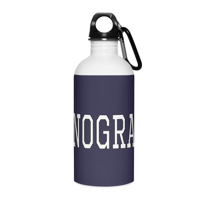 Pornography Accessories Water Bottle by Shirts That Never Happened