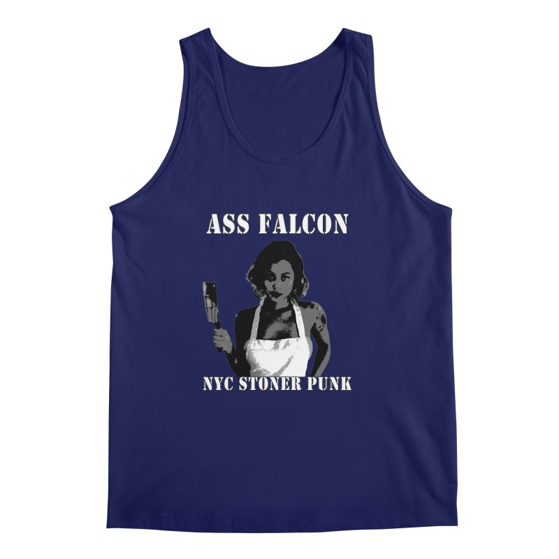 Ass Falcon Men's Tank by Shirts That Never Happened