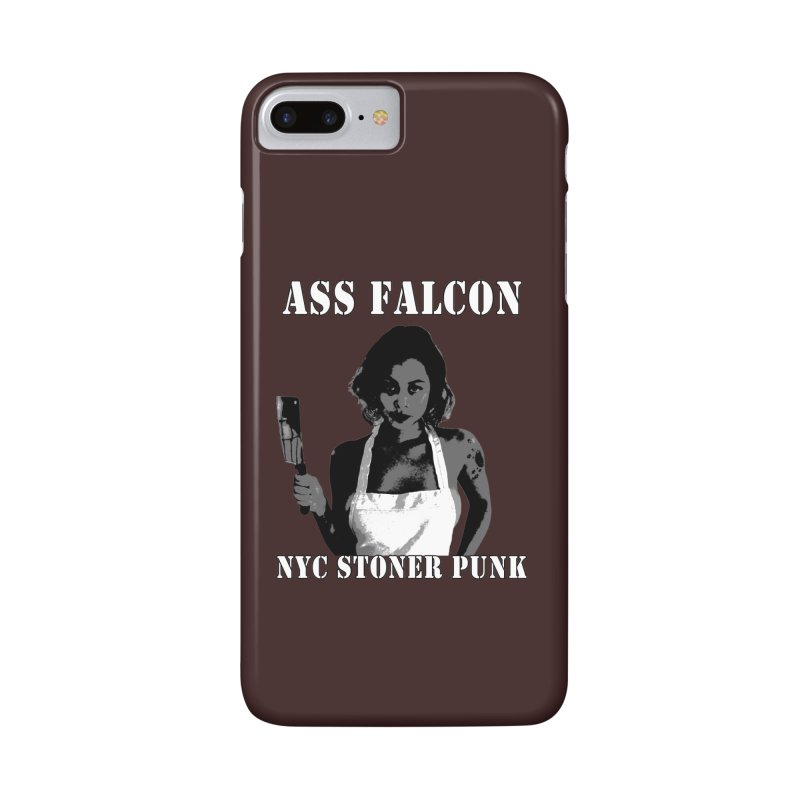 Ass Falcon Accessories Phone Case by Shirts That Never Happened