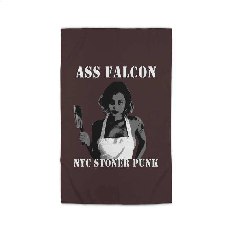 Ass Falcon Home Rug by Shirts That Never Happened