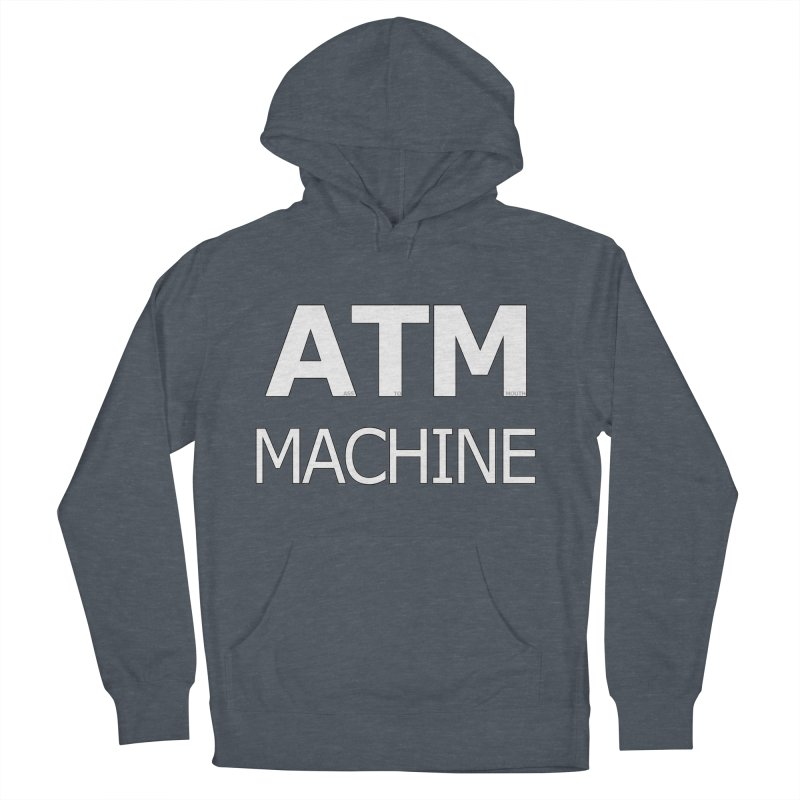 Ass-To-Mouth Machine Women's French Terry Pullover Hoody by Shirts That Never Happened