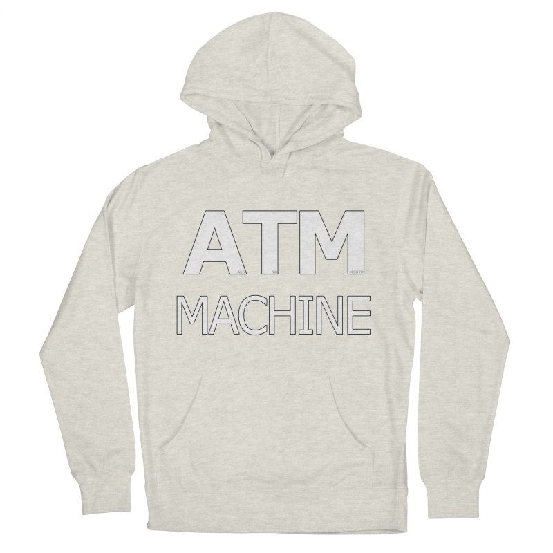 Ass-To-Mouth Machine Men's French Terry Pullover Hoody by Shirts That Never Happened