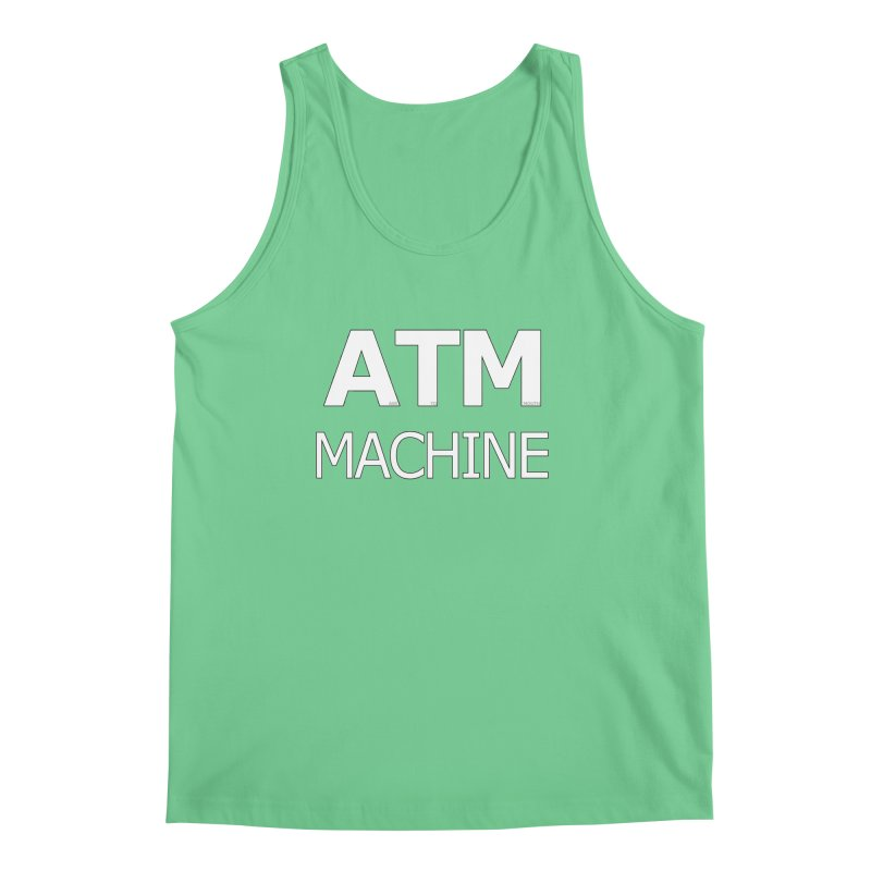 Ass-To-Mouth Machine Men's Regular Tank by Shirts That Never Happened