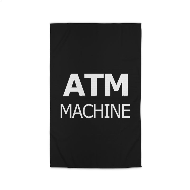 Ass-To-Mouth Machine Home Rug by Shirts That Never Happened