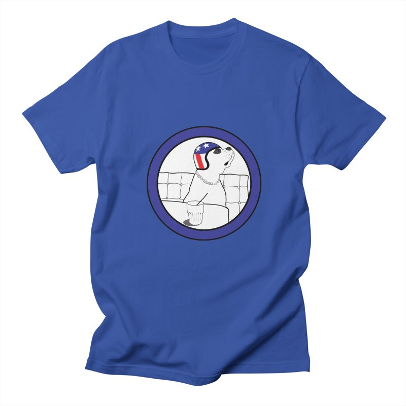 Awesome Dog Women's Regular Unisex T-Shirt by Shirts That Never Happened