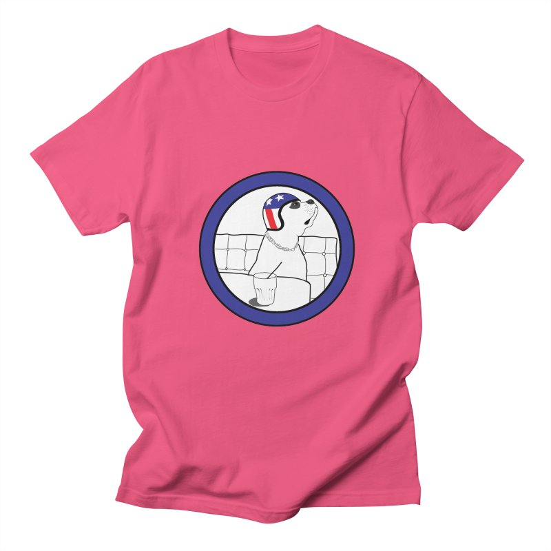 Awesome Dog Women's Unisex T-Shirt by Shirts That Never Happened