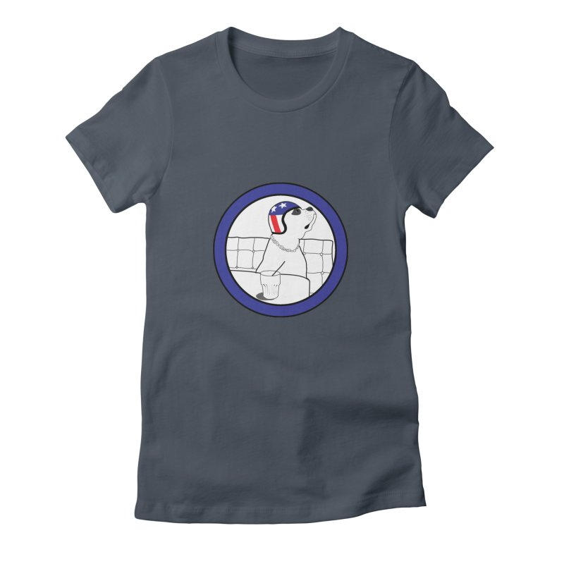 Awesome Dog Women's T-Shirt by Shirts That Never Happened