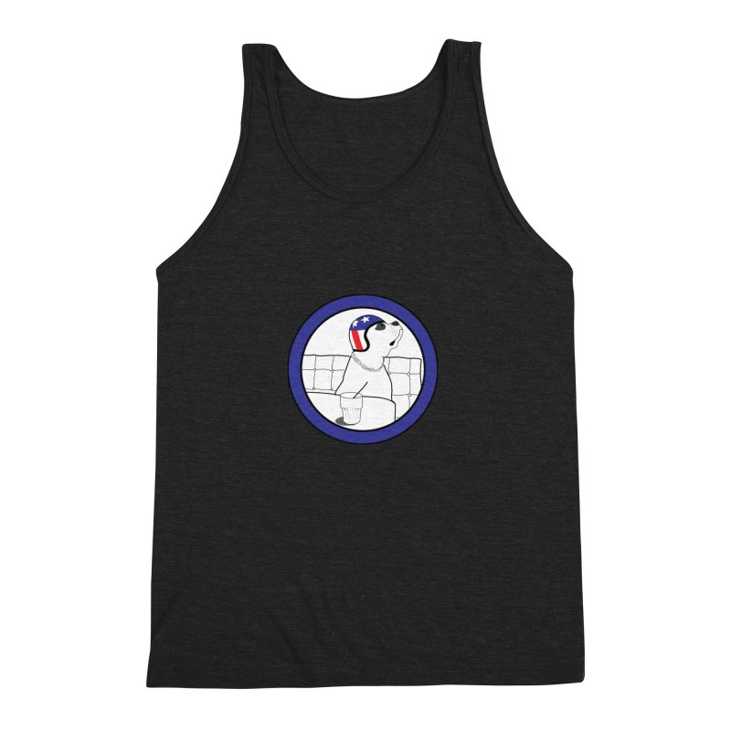 Awesome Dog Men's Tank by Shirts That Never Happened