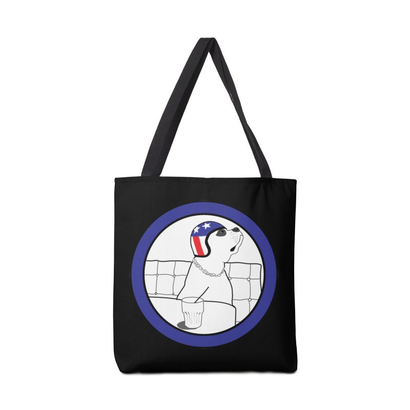 Awesome Dog Accessories Bag by Shirts That Never Happened