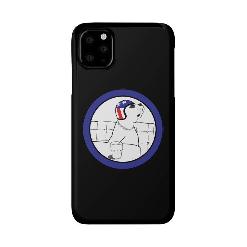 Awesome Dog Accessories Phone Case by Shirts That Never Happened