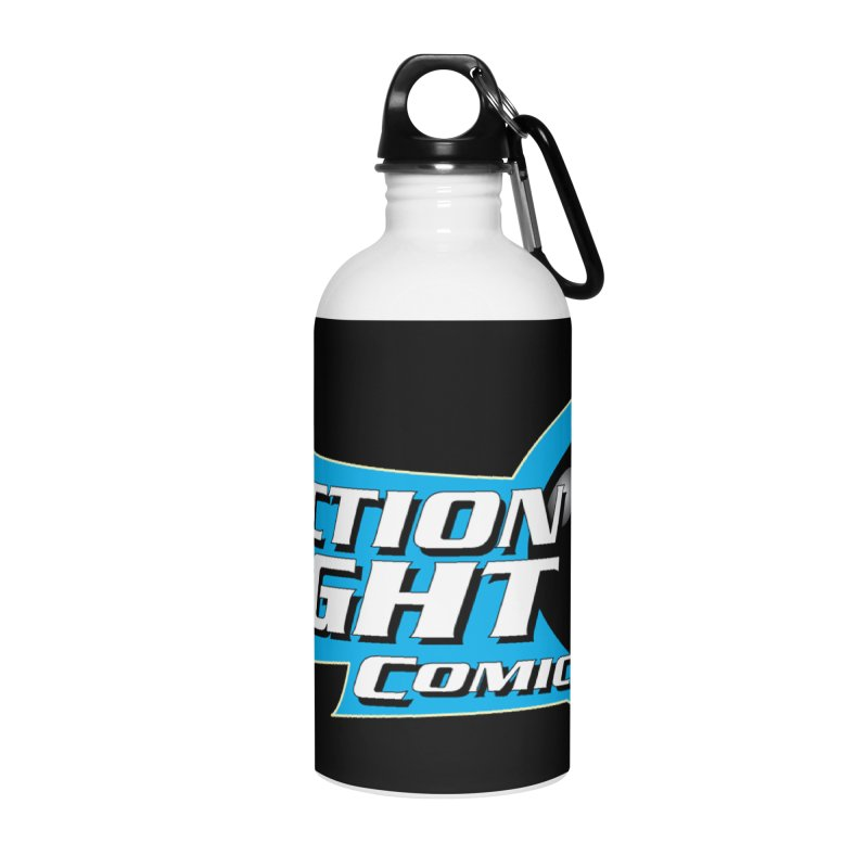 SECTION 8 COMICS Accessories Water Bottle by The8spot's Artist Shop