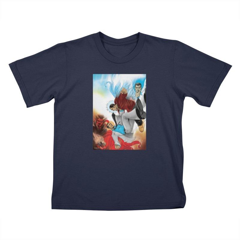 Dark Bloods Cover Shirt Kids Toddler T-Shirt by The8spot's Artist Shop