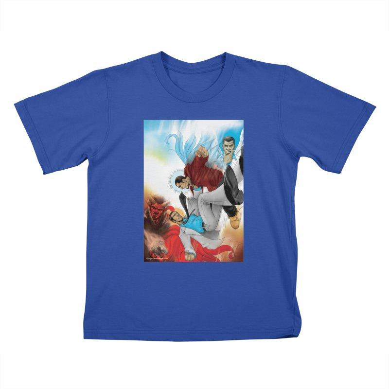 Dark Bloods Cover Shirt Kids T-Shirt by The8spot's Artist Shop