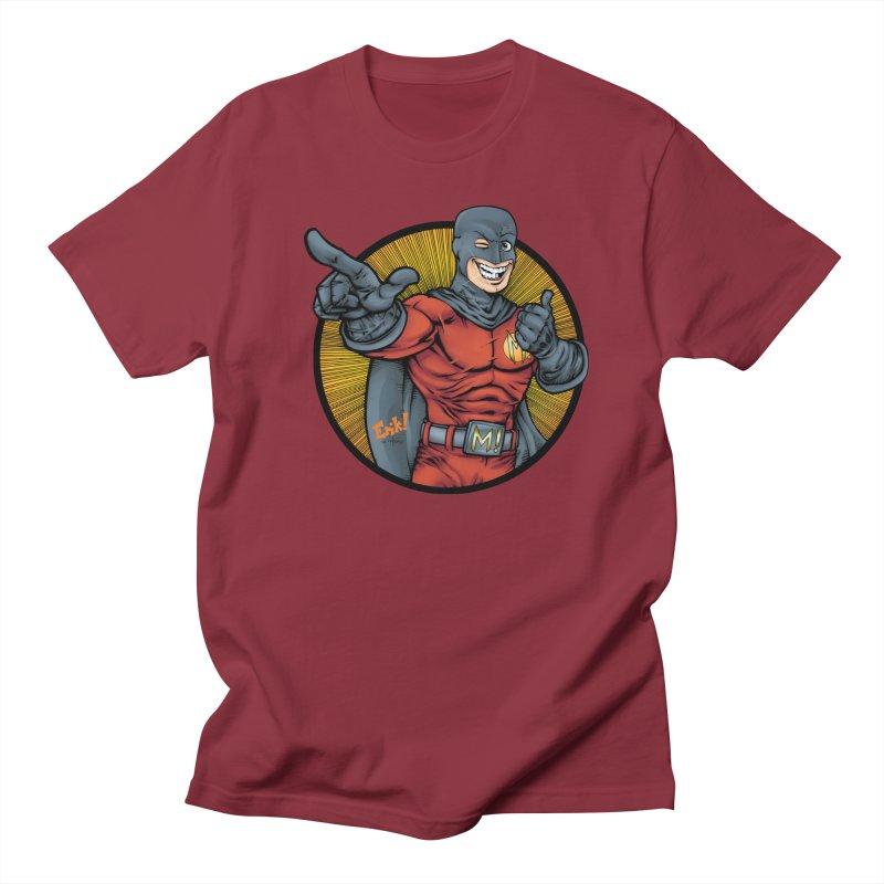 The Mark! Pointer  Men's Regular T-Shirt by The8spot's Artist Shop