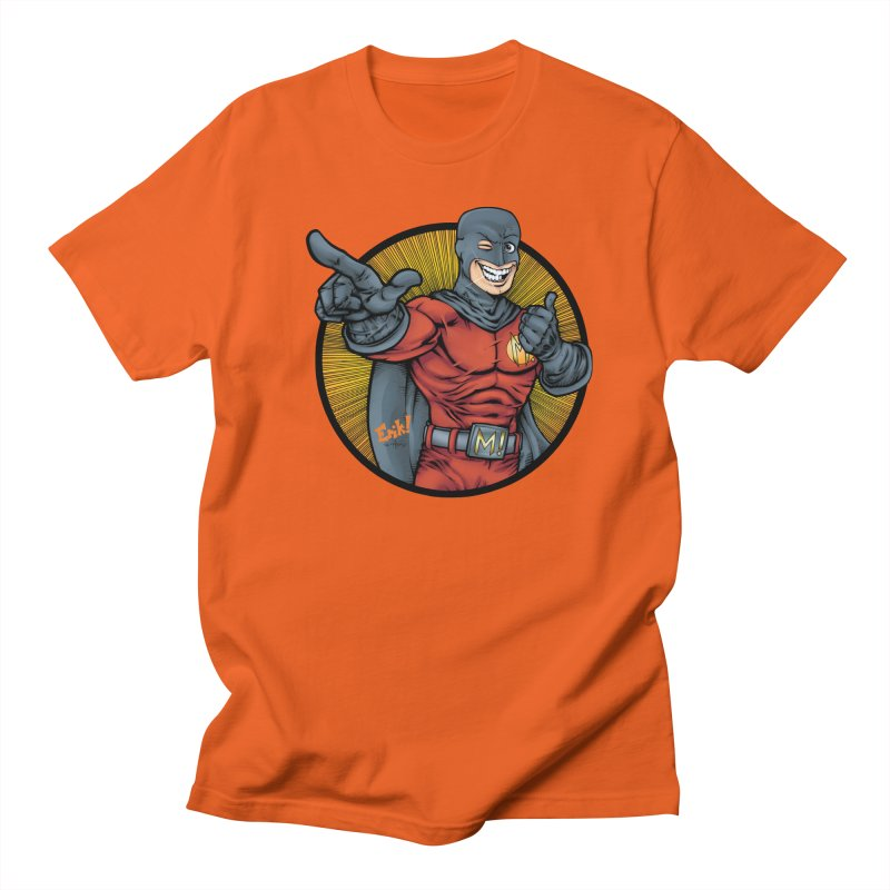 The Mark! Pointer  Men's T-Shirt by The8spot's Artist Shop