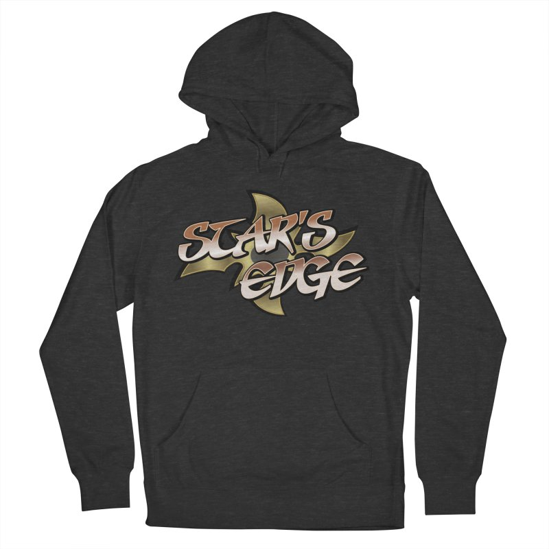 Stars Edge Logo Shirt Men's Pullover Hoody by The8spot's Artist Shop