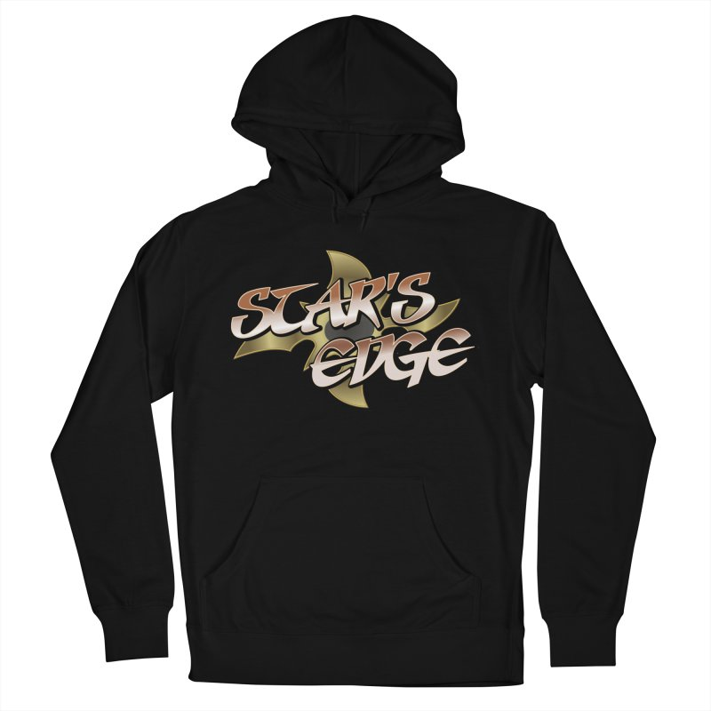 Stars Edge Logo Shirt Men's Pullover Hoody by The8spot's Artist Shop