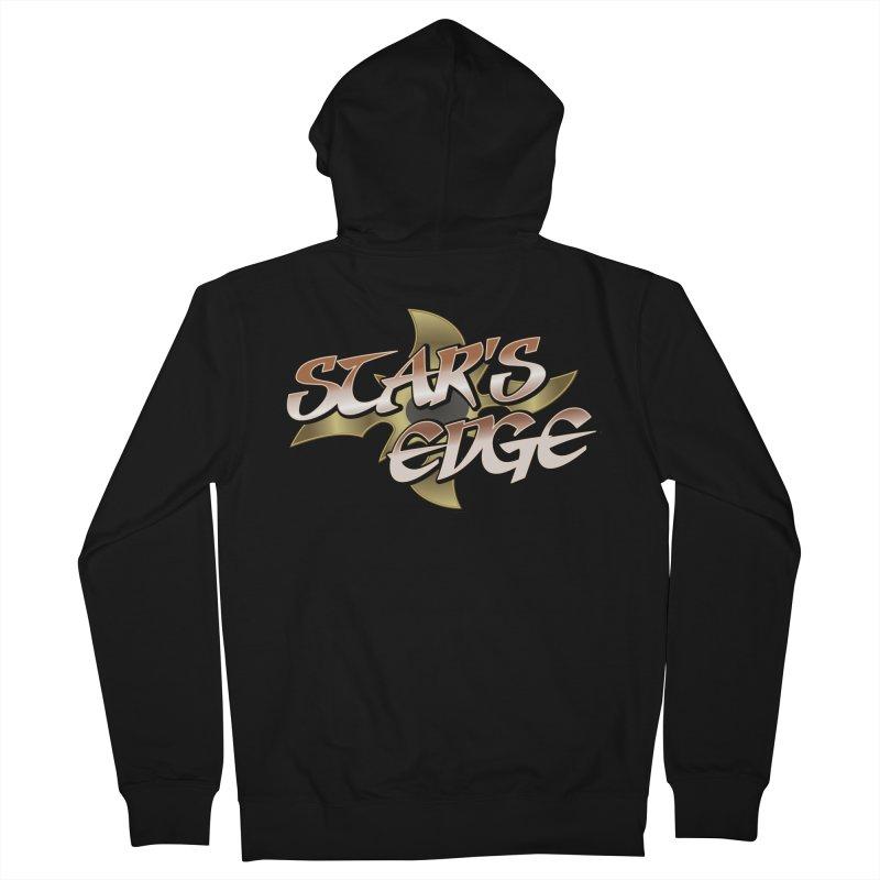Stars Edge Logo Shirt Women's Zip-Up Hoody by The8spot's Artist Shop