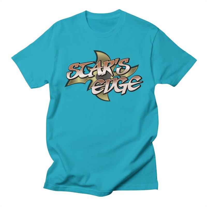 Stars Edge Logo Shirt Men's T-Shirt by The8spot's Artist Shop