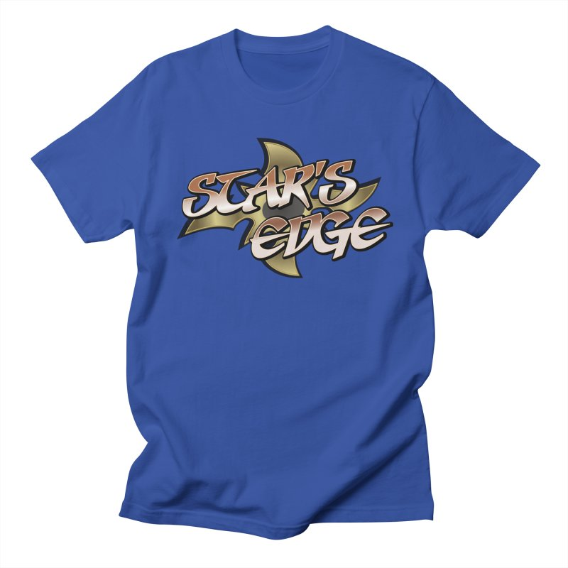 Stars Edge Logo Shirt Men's T-Shirt by The8spot's Artist Shop