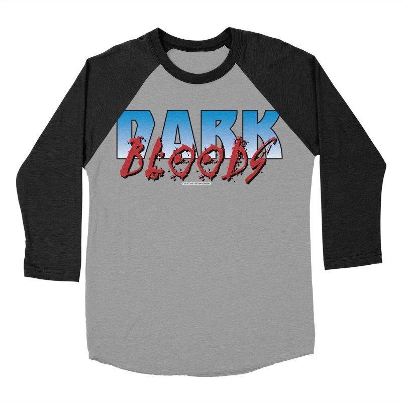 Dark Blood Logo Shirt Women's Baseball Triblend T-Shirt by The8spot's Artist Shop