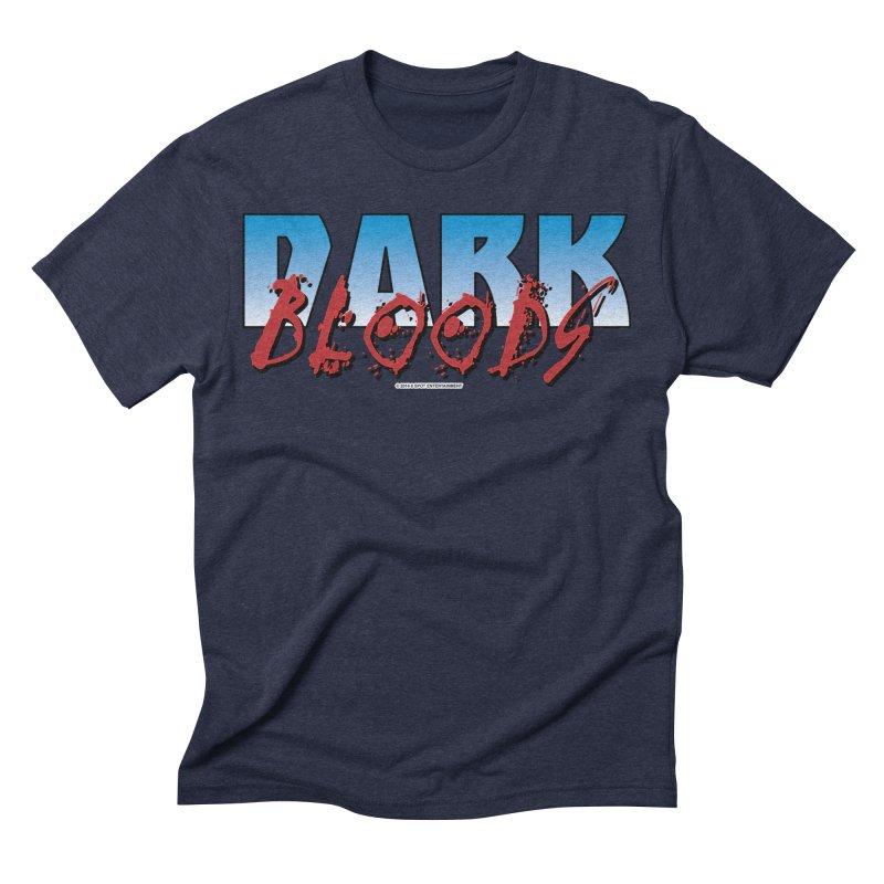 Dark Blood Logo Shirt Men's Triblend T-shirt by The8spot's Artist Shop