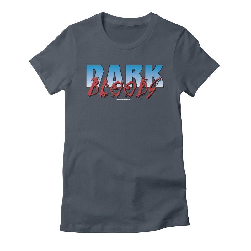 Dark Blood Logo Shirt Women's T-Shirt by The8spot's Artist Shop
