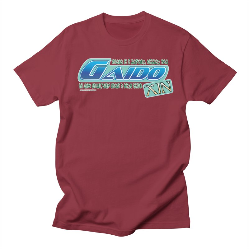 Gaido Xin Logo Shirt Men's T-shirt by The8spot's Artist Shop