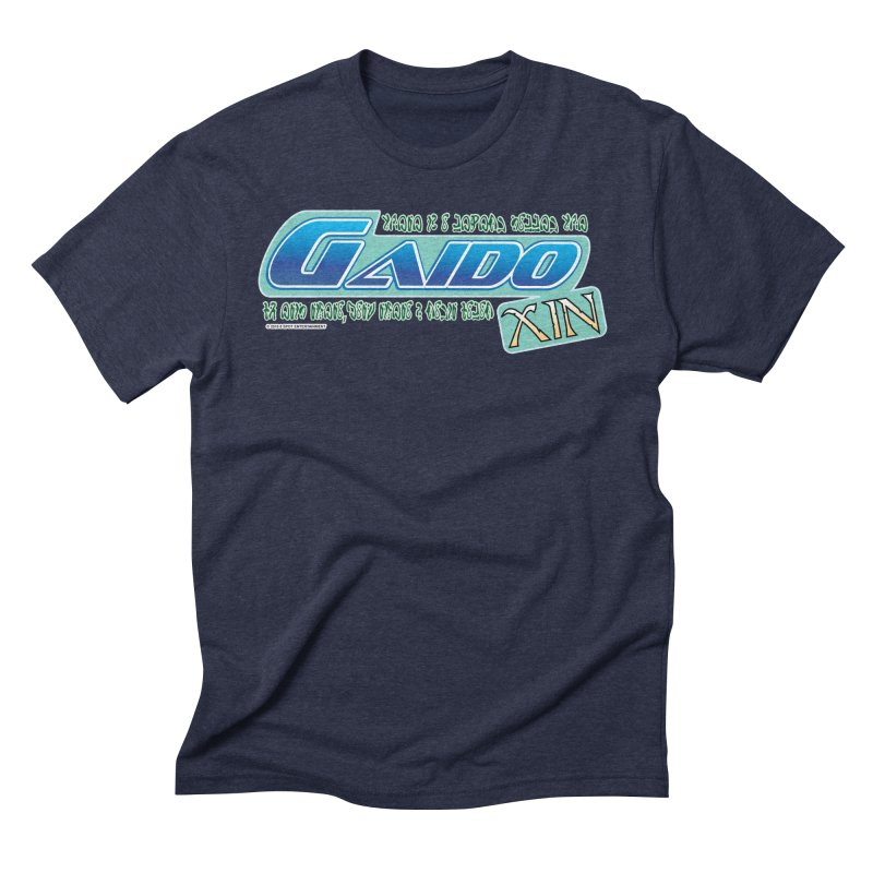 Gaido Xin Logo Shirt Men's Triblend T-Shirt by The8spot's Artist Shop
